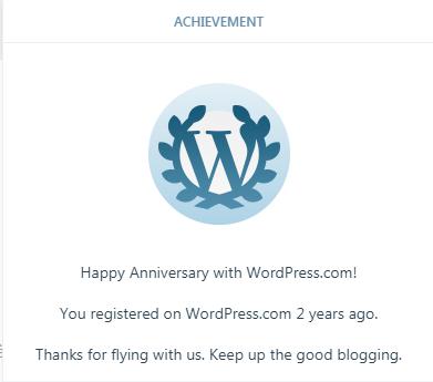 kỷ niệm 2 năm viết blogs